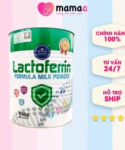 Sữa hoàng gia Royal Ausnz Lactoferrin Formula Milk Powder