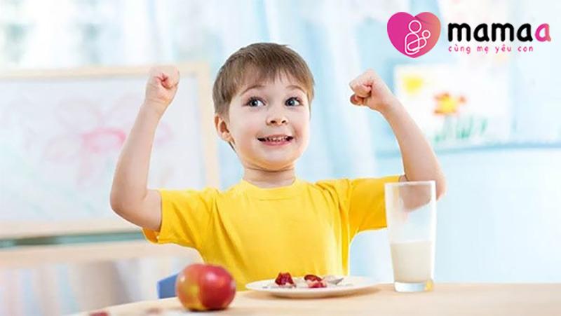 Cách sử dụng sữa non colomi cho trẻ
