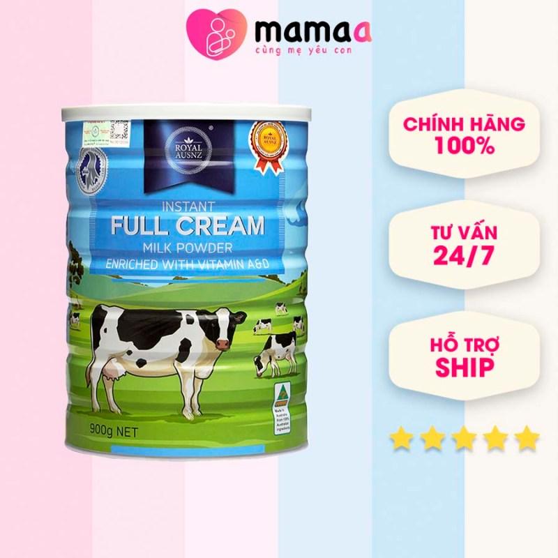 sữa bột nguyên kem bổ sung Vitamin A&D Full cream Milk powder