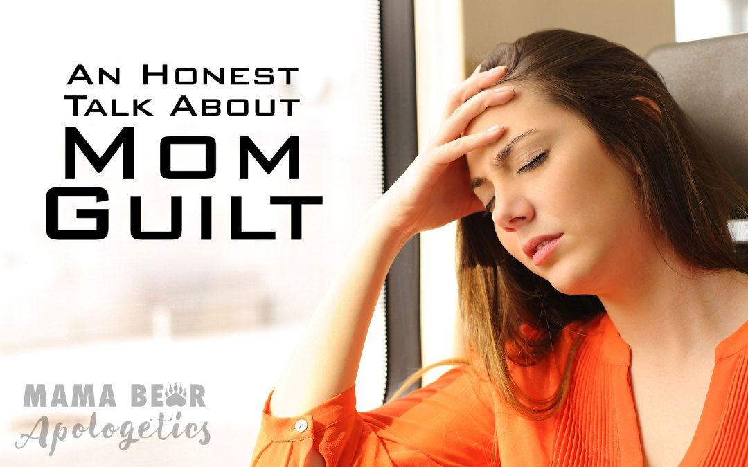 MBA Episode 12: An Honest Talk About Mom Guilt