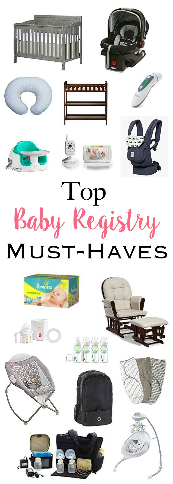 Top Baby Registry Must-Haves | Mama Bear Bliss