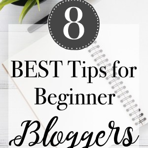 Beginner blogging tips are important in creating a successful blog and generating traffic! The right knowledge and resources can have you blogging like a pro!