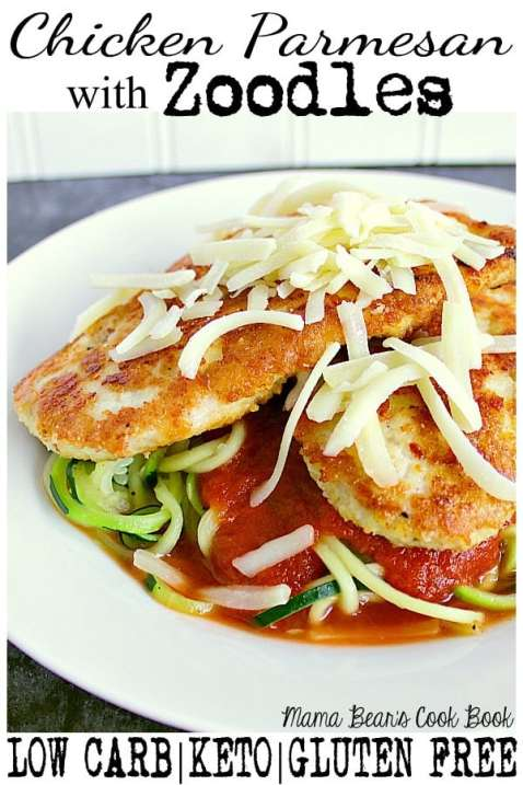 pin this chicken parmesan with noodles recipe for later!