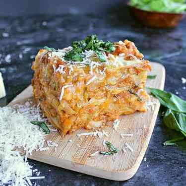 No more cabbage lasagna soup with this delicious recipe for Low Carb Cabbage Lasagna that turns out perfect every single time.