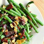Pin this low carb green beans recipe for later!