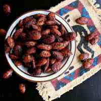 These ultra addictive BBQ Roasted Low Carb Almonds are an excellent snack bursting with bbq flavour that will keep you full for hours.