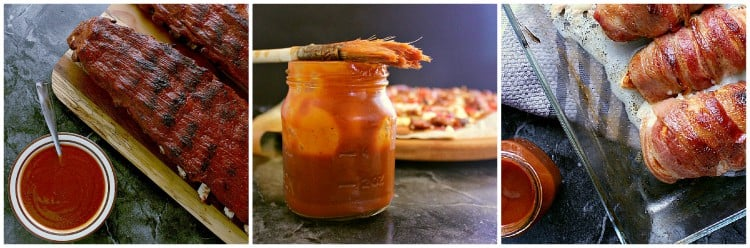 Try this deliciously Low Carb BBQ Sauce for a guilt free treat that's crazy flavourful yet mildly spicy.