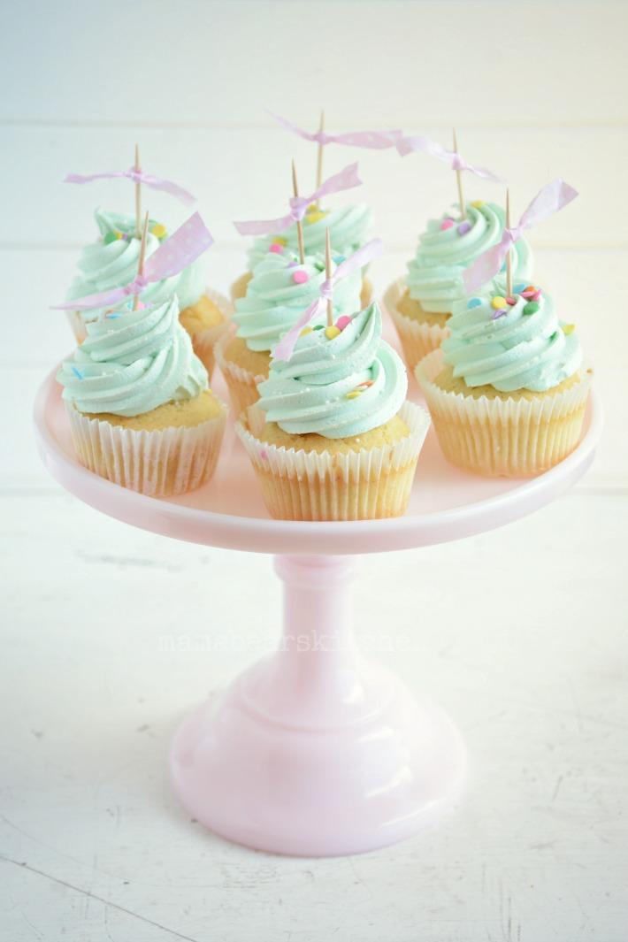 vanilla cupcake 30