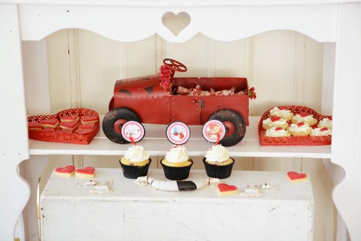 A Vintage Valentines Day Mama Bears Kitchen