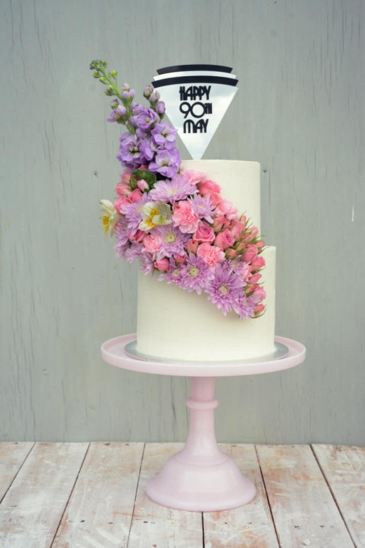 mauve cake 20