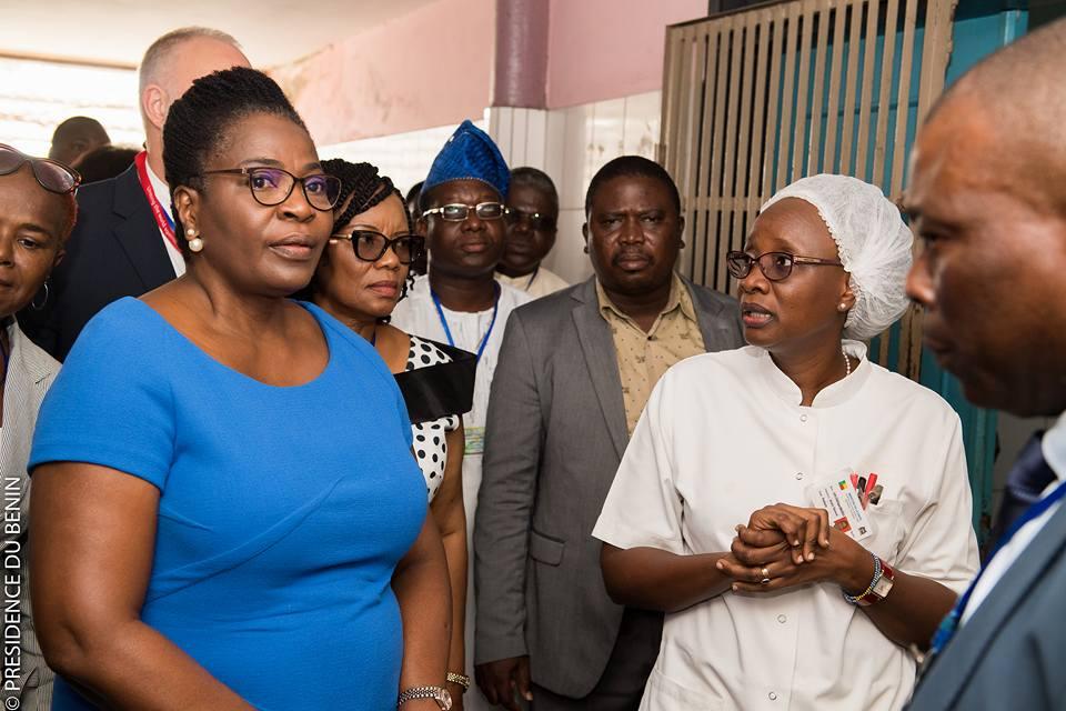 Santé| Vers le renforcement de l'élimination du Vih/Sida de la mère à l'enfant au Bénin avec la Fondation Claudine Talon
