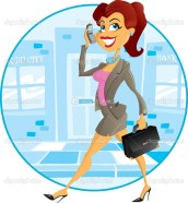depositphotos_33138293-stock-illustration-business-girl