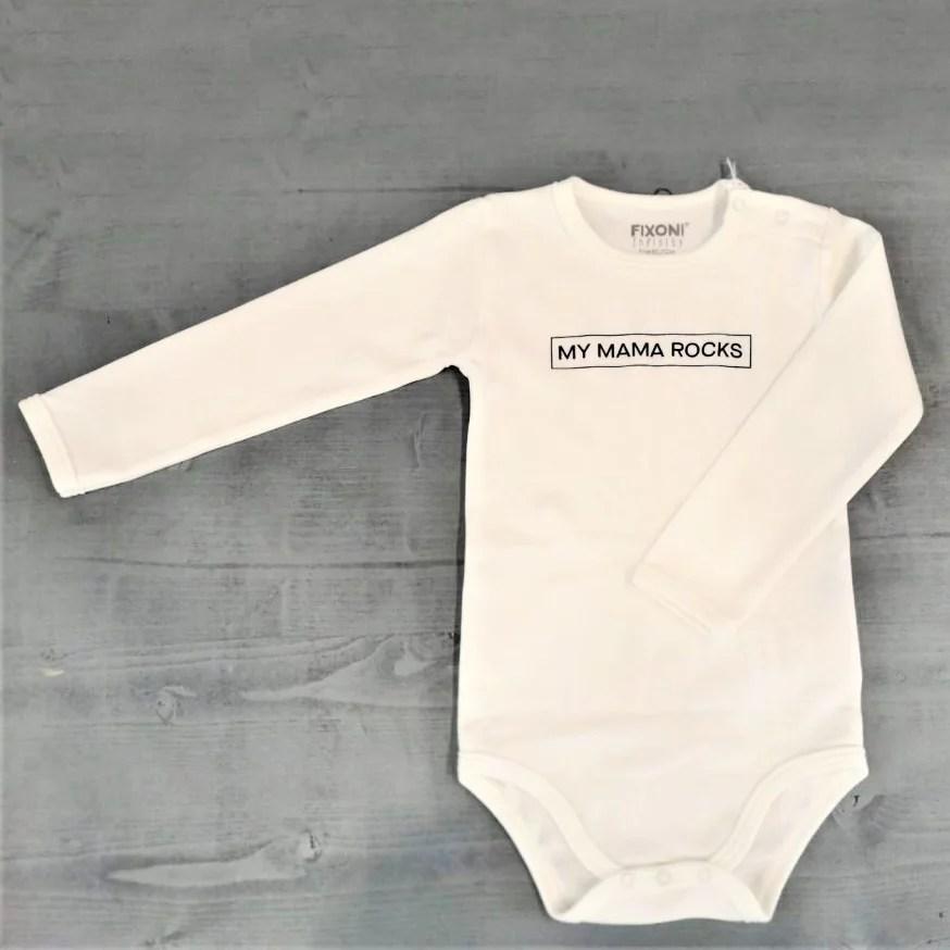 Body für Babys - My Mama Rocks