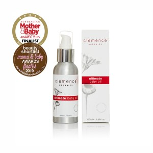 Clemence Organics Ultimate Baby Oil