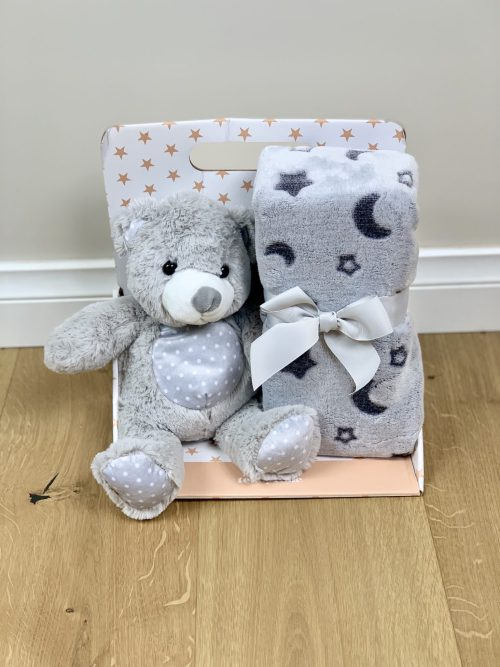 Baby Teddy Gift Pack