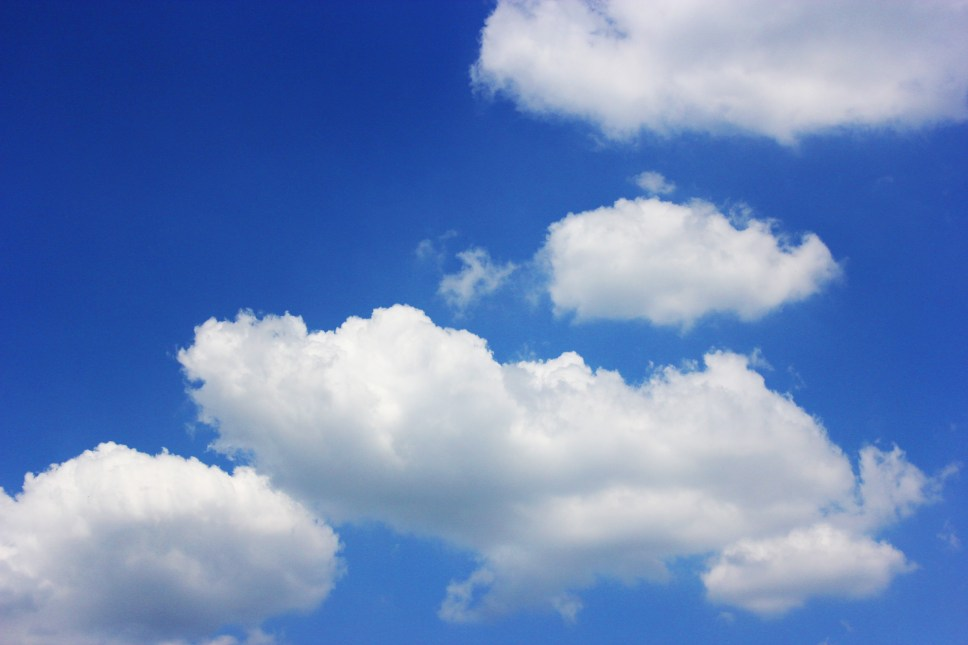 friendly clouds - weather