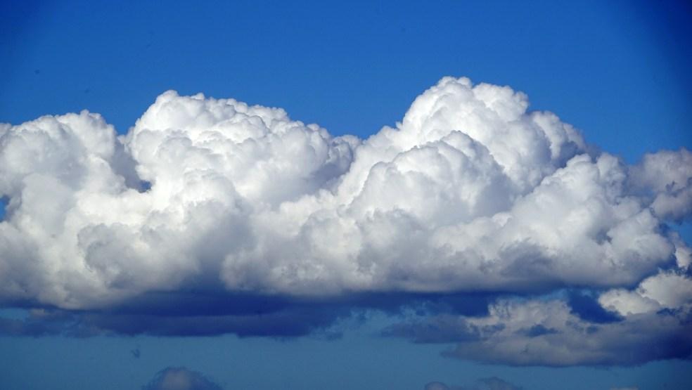 cumulous - clouds