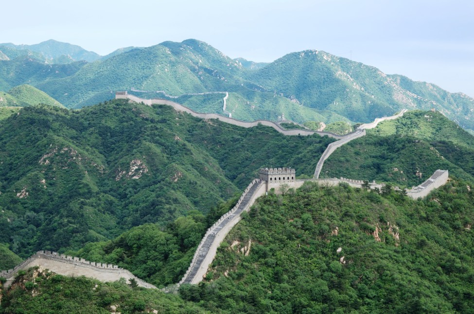 Great Wall - present