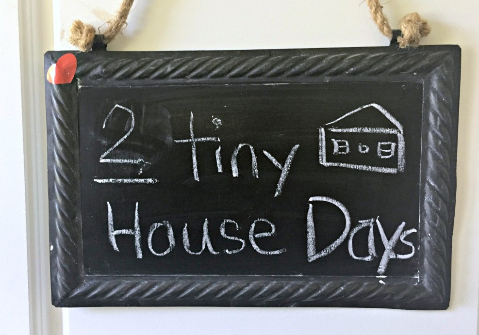 Tiny House Count