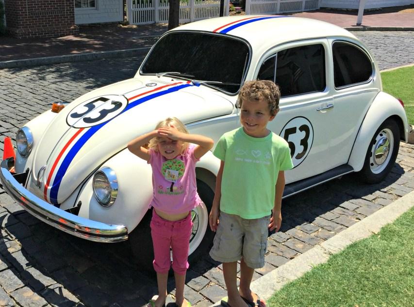 Herbie Raffle