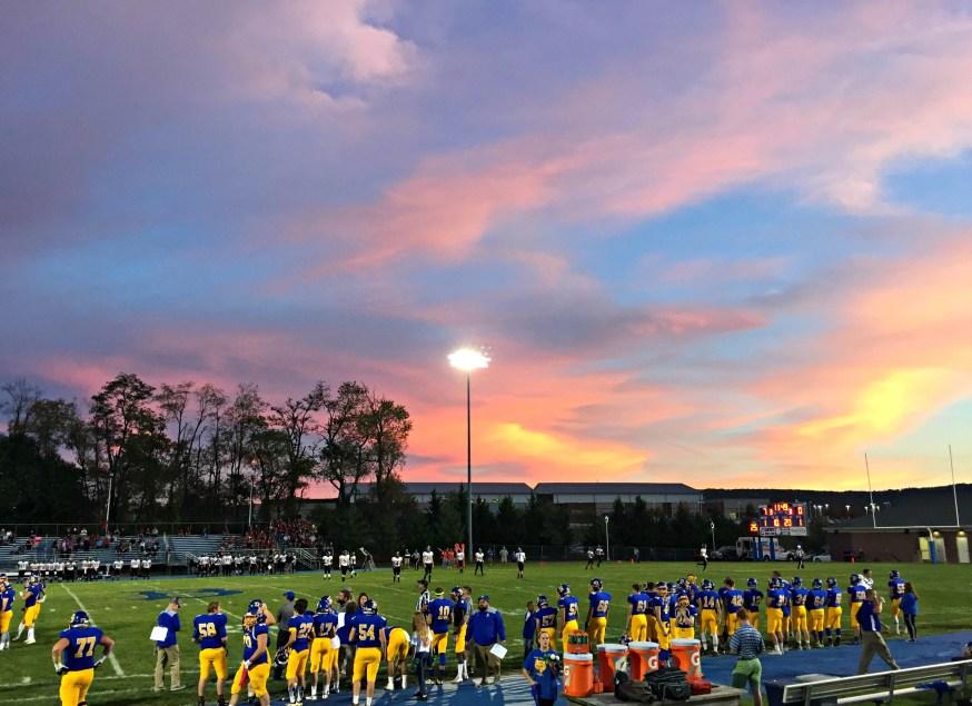 Blacksburg Football - Reunion