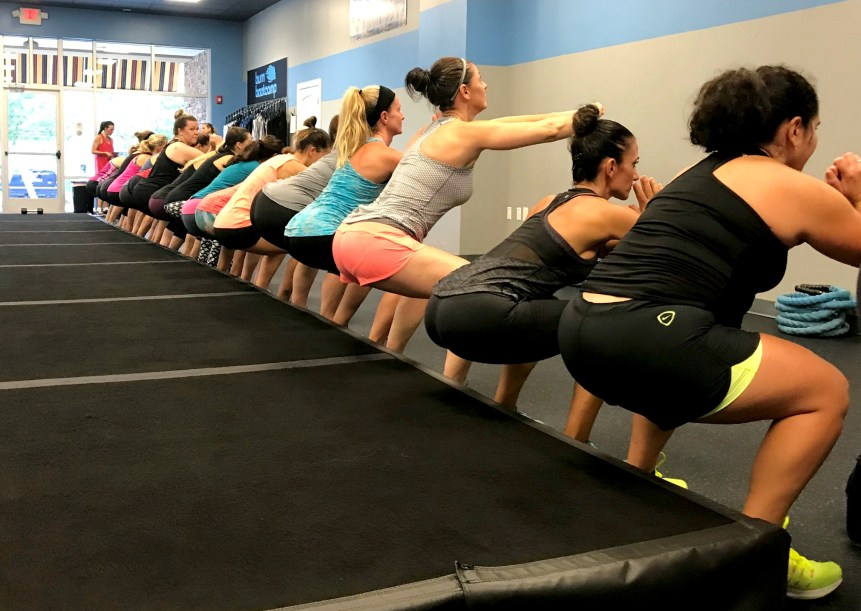 Butts of Burn Boot Camp