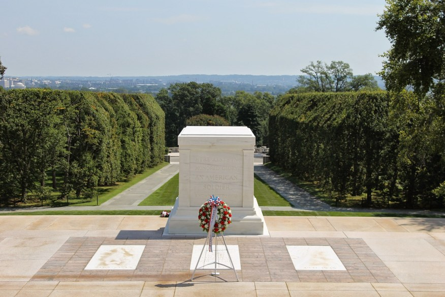 Tomb of the Unknown Soldier - Veteran