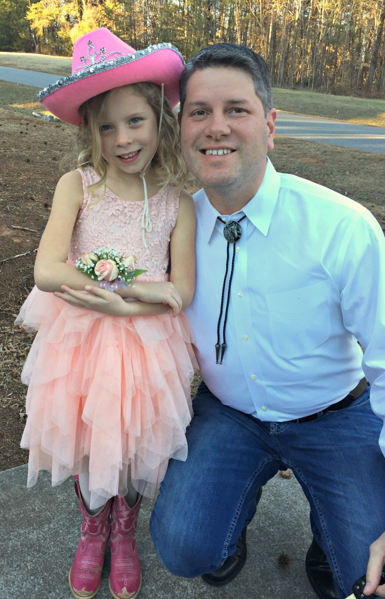 Sweet Couple - Father Daughter Dance