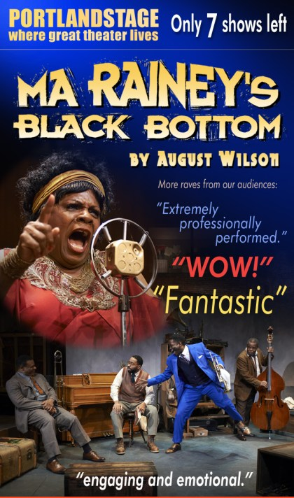 Ma Rainey's Big Black Bottom