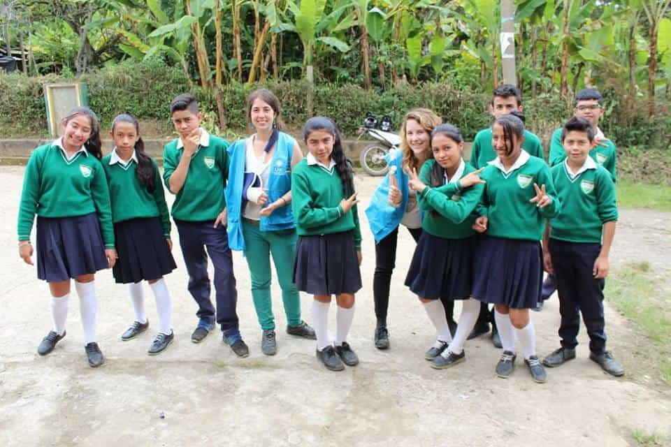 Coeducación con jóvenes