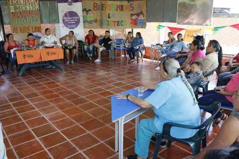 Mujeres campesinas de Trinidad (Casanare)