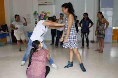 Taller a formadores de la ONG ABC, Yopal (Casanare)