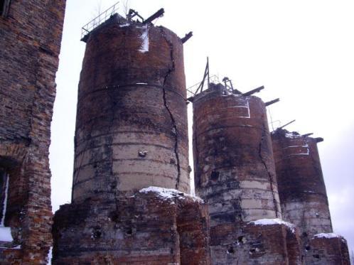 Печной завод
