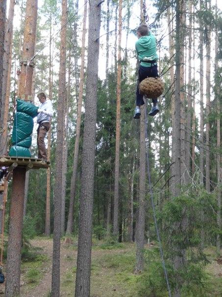 Норвежский парк в Орехово