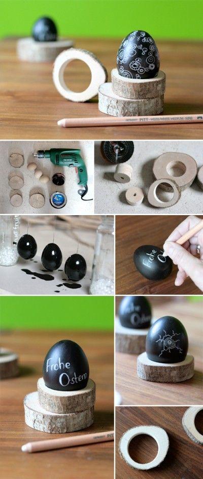 идеи как украсить яйца на пасху 9