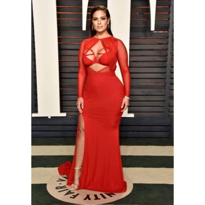 ashley graham oscars 2016