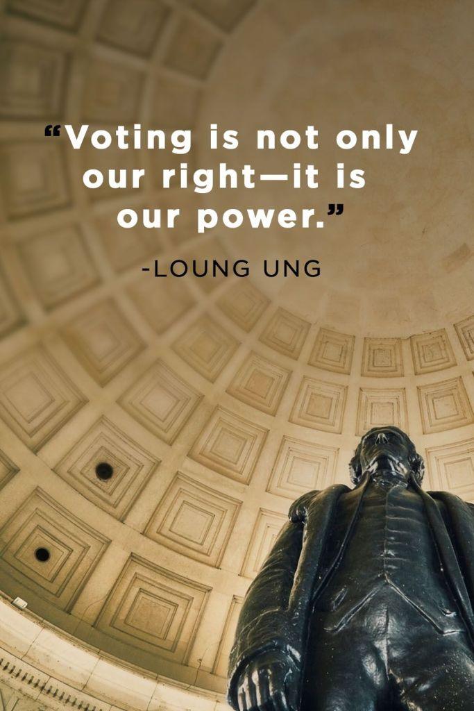 Votul este și ca loteria. Prima condiție de câștig este să participi