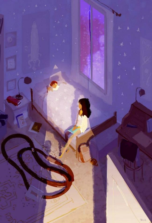 Am să-mi amintesc mereu de aceste nopți în care...