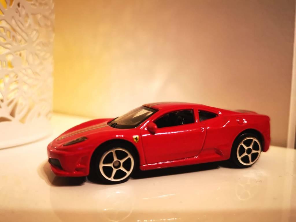 Mami, ești puternică ca un motor de Ferrari!
