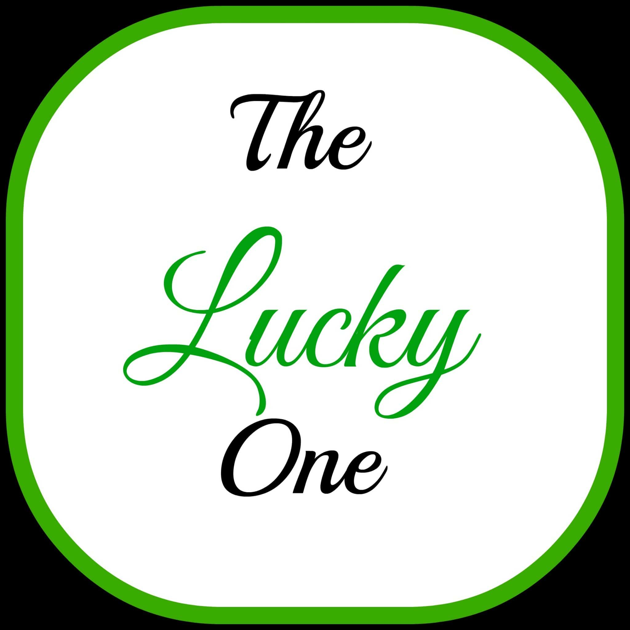 #BehindTheBlogger The Lucky One