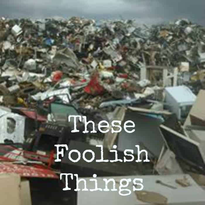#BehindTheBlogger These Foolish Things