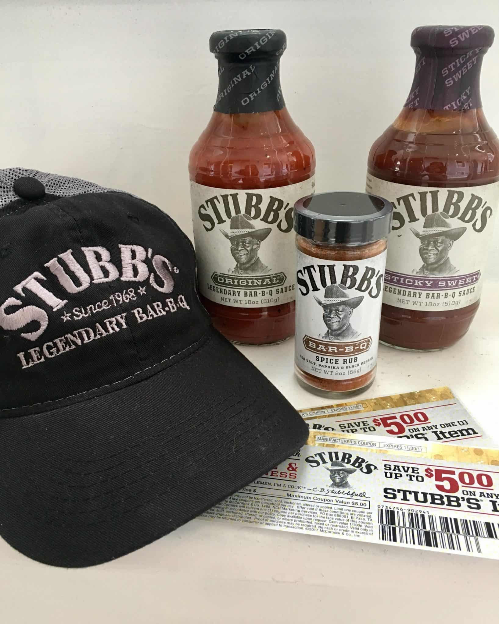 Summer BBQ? Not without Stubb's! | #Giveaway