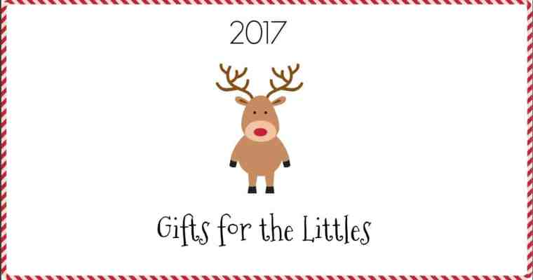 Gifts For The Littles | #HolidayGiftGuide