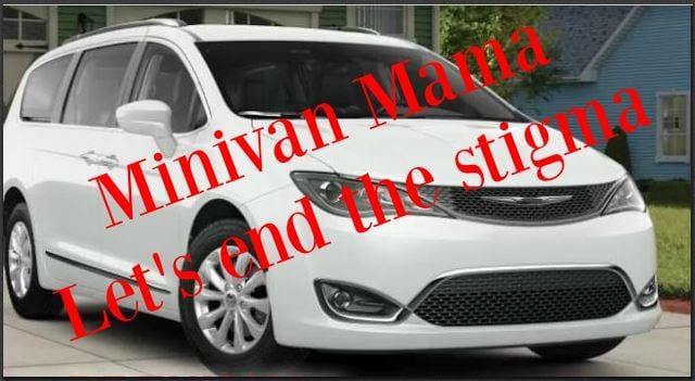 Minivan Mama; let's end the stigma