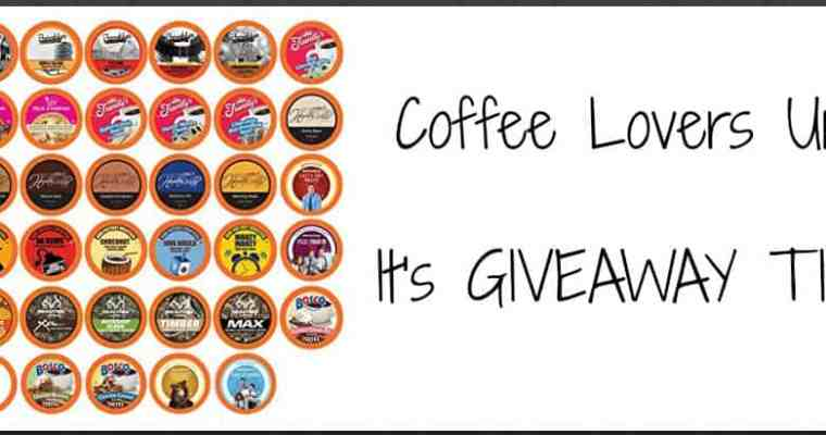 Coffee Lovers Unite, its giveaway time!! | #TwoRiversCo