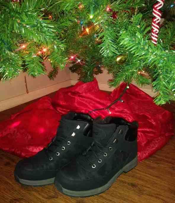 Lugz boots