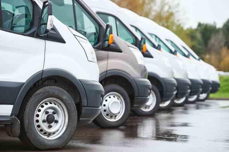 company vehicle - fleet