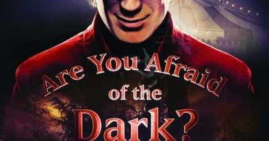 Afraid of the dark?