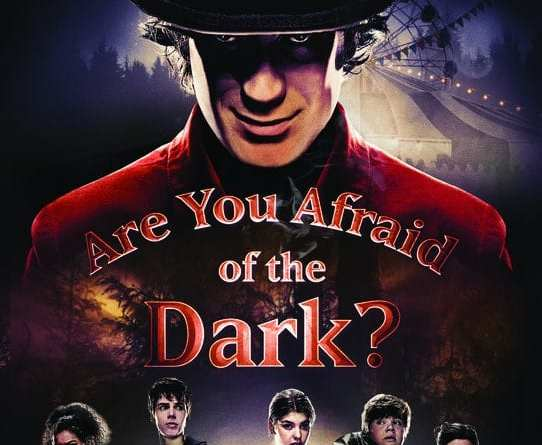 Afraid of the dark?