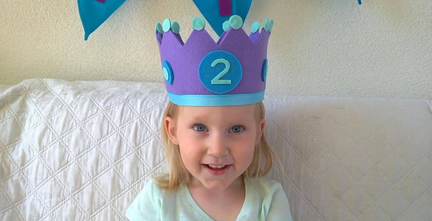 Mijn kind wordt twee jaar